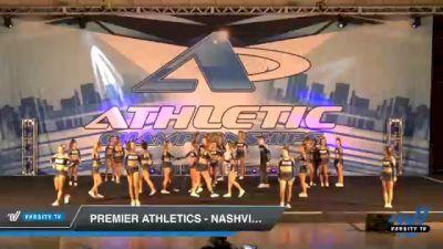 Premier Athletics - Nashville - Recon [2021 L5 Senior Coed Day 1] 2021 Athletic Championships: Chattanooga DI & DII