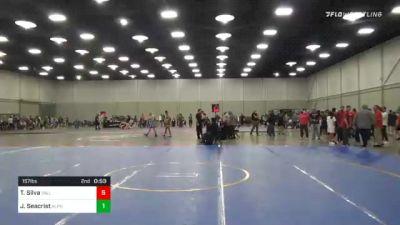 123 lbs 7th Place - Kailey Artherton, Wildcat Takedown Club vs Madison Davison, Topeka Blue Thunder