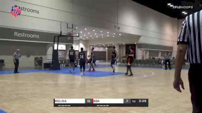 BBA vs. MOLINA - 2021 AAU Boys Championship (15U-17U and 20U)
