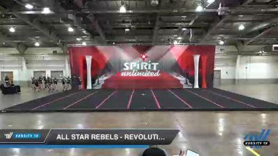 All Star Rebels - Revolution [2021 L2 Senior Day 1] 2021 Red Rose Championship