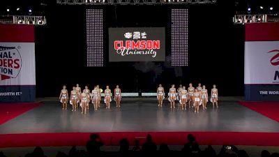 Clemson University Rally Cats [2018 Jazz Division IA Finals] NCA & NDA Collegiate Cheer and Dance Championship