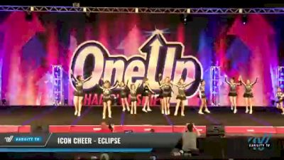 Icon Cheer - Eclipse [2021 L3 Junior - D2 - Small Day 2] 2021 One Up National Championship