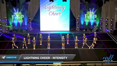 Lightning Cheer - Intensity [2020 L1 Youth Day 2] 2020 Feel The Power East
