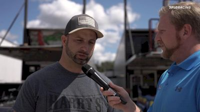 Kyle Bronson Eyeing Another Strong World 100 Finish