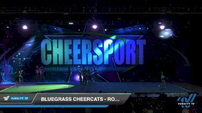 Bluegrass Cheercats - Royal Sabers [2020 Senior Coed Small 5 D2 Day 2] 2020 CHEERSPORT National Cheerleading Championship