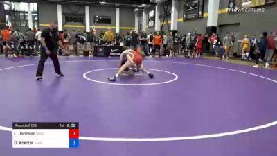 70 kg Prelims - Landen Johnson, Owatonna Wrestling Association vs Dallas Koelzer, Kansas