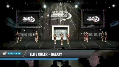Elite Cheer - Galaxy [2021 L1 Junior Day 1] 2021 The U.S. Finals: Kansas City