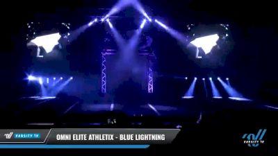 Omni Elite Athletix - Blue Lightning [2021 L1 Youth - D2 Day 1] 2021 The U.S. Finals: Myrtle Beach