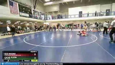 Replay: Mat 2 - 2021 2021 USA Wrestling Utah Preseason Open | Oct 9 @ 9 AM