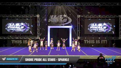 Shore Pride All Stars - SPARKLE [2021 L1 Mini - Novice Day 1] 2021 The U.S. Finals: Ocean City