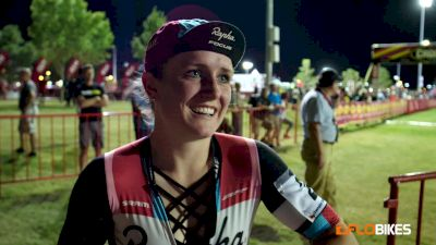 Ellen Noble Makes CrossVegas Podium