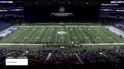 """Unleashed """"Troopers"""" at 2021 DCI Celebration (High)"""