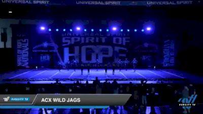 ACX Wild Jags [2021 Youth 1 Day 2] 2021 Universal Spirit: Spirit of Hope National Championship