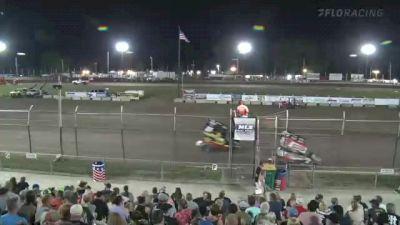 Full Replay | IRA Sprints at Wilmot Raceway 8/21/21