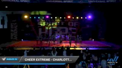Cheer Extreme - Charlotte Lady Reign [2021 Senior 4 Day 2] 2021 Universal Spirit: Spirit of Hope National Championship