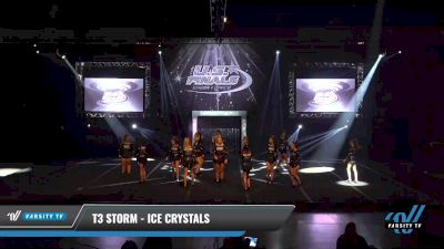 T3 Storm - Ice Crystals [2021 L4.2 Senior Day 1] 2021 The U.S. Finals: Sevierville