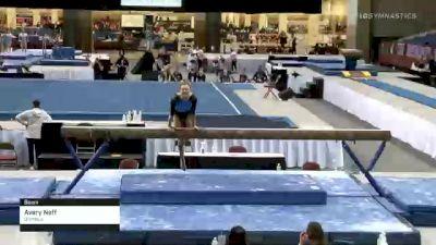 Avery Neff - Beam, Olympus - 2021 Metroplex Challenge