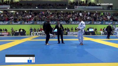 KAYNAN CASEMIRO vs JOSE HENRIQUE 2019 European Jiu-Jitsu IBJJF Championship
