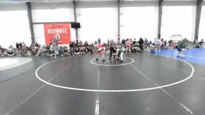55 kg Prelims - Abigail Sneath, Wrestle Like A Girl 2 vs Alyssa Mahan, Misfits Mighty Marshmallows