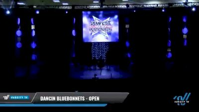 Dancin Bluebonnets - Open [2021 Open Open / Open Lyrical Day 2] 2021 JAMfest: Dance Super Nationals