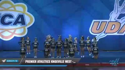 Premier Athletics - Knoxville West - Tiger Sharks [2020 L4 Senior - Small Day 2] 2020 UCA Smoky Mountain Championship