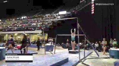 Audrey Mrozek - Women's Group, Carousel Gymnastics - 2021 Women's Xcel Region 4 Championships