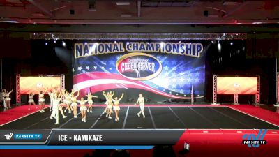 ICE - Kamikaze [2021 L7 International Open Coed Sm Day 2] 2021 ACP: Midwest World Bid National Championship