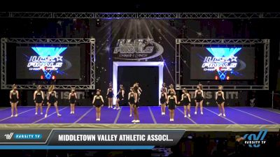 Middletown Valley Athletic Association - Inferno [2021 L2 Performance Recreation - 14 and Younger (AFF) Day 1] 2021 The U.S. Finals: Ocean City