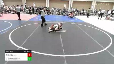 113 lbs 3rd Place - Tobey Ravida, Nakamura Wrestling vs Ethan Grimminger, Servite