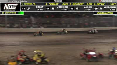 Feature Replay | USAC Harvest Cup at Tri-State