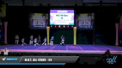M.O.T. All-Stars - C4 [2021 L4 Senior Coed - D2 - Small Day 1] 2021 ACDA: Reach The Beach Nationals