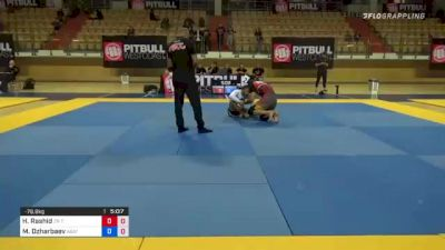 Hejraat Rashid vs Magomed Dzharbaev 1st ADCC European, Middle East & African Trial 2021