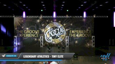 Legendary Athletics - Tiny Elite [2021 Tiny - Hip Hop Day 1] 2021 Groove Dance Nationals