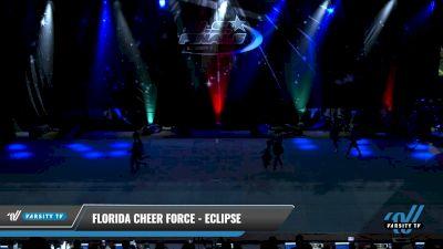Florida Cheer Force - Eclipse [2021 L3.1 Junior - PREP Day 2] 2021 The U.S. Finals: Pensacola