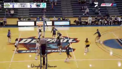 Replay: Marquette vs DePaul | Oct 3 @ 4 PM
