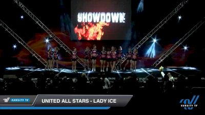 United All Stars - Lady Ice [2020 L3 Senior - D2 - Small - A Day 2] 2020 GLCC: The Showdown Grand Nationals