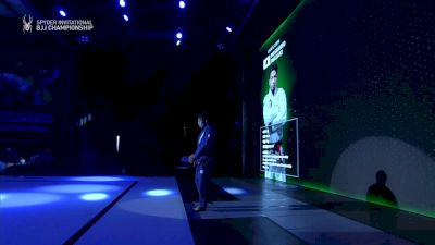 Masahiro Iwasaki vs Hugo Marques -76kg Spyder Invitational BJJ Championship