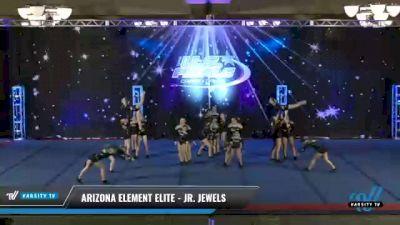 Arizona Element Elite - Jr. Jewels [2021 L1 Junior - Small Day 2] 2021 The U.S. Finals: Phoenix