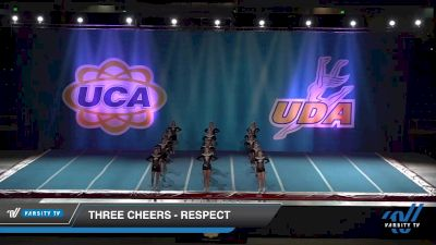 - Three Cheers - Respect [2019 Junior 3 Day 2] 2019 UCA and UDA Mile High Championship