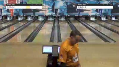 Replay: Lanes 27-28 - 2021 PBA50 Spectrum Lanes Open - Match Play Round 1