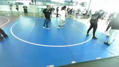 220 lbs 2nd Place - Manreev Singh, Snake Pit WC vs Marcelo Aparicio, Silver Back WC