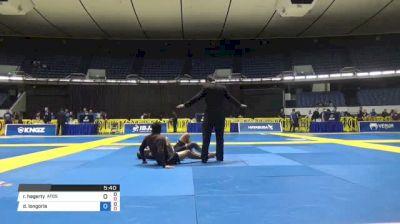Ryan Hagerty vs David Longoria World IBJJF Jiu-Jitsu No-Gi Championships