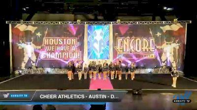 Cheer Athletics - Austin - DiamondCats [2020 L5 Junior Day 1] 2020 Encore Championships: Houston DI & DII
