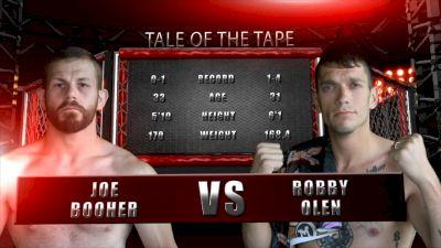 Joe Booher vs. Robby Olen - Valor Fights 51 Replay