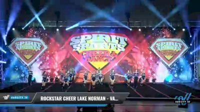 Rockstar Cheer - Van Halen [2021 L4 Senior Coed - Small Day 1] 2021 Spirit Sports: Battle at the Beach