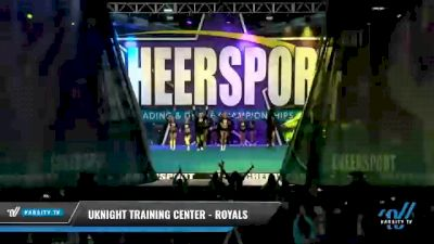 Uknight training center - Royals [2021 L6 Senior Coed Open - Large Day 1] 2021 CHEERSPORT National Cheerleading Championship