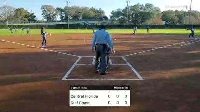 College of Central Florida vs. Gulf Coast - 2021 Adidas JUCO Kickoff Classic and Showcase
