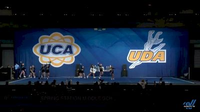 Spring Station Middle School [2018 Large JH Day 1] 2018 UCA Bluegrass Championship