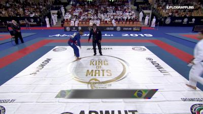 Isaque Braz vs Manuel Filho 2019 Abu Dhabi King of Mats