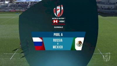 Russia 7s vs Mexico 7s Pool A | 2018 HSBC Women's 7s Colorado